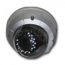 Hærværkssikret IR Dome Kamera