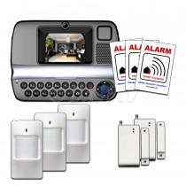 Foto alarm (stor pakke)