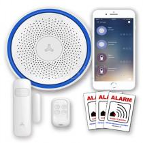 WIFI alarm