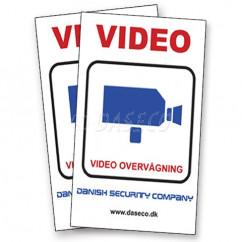 Video klistermærke
