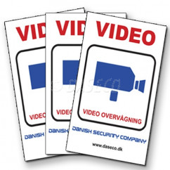 Video Mærkater